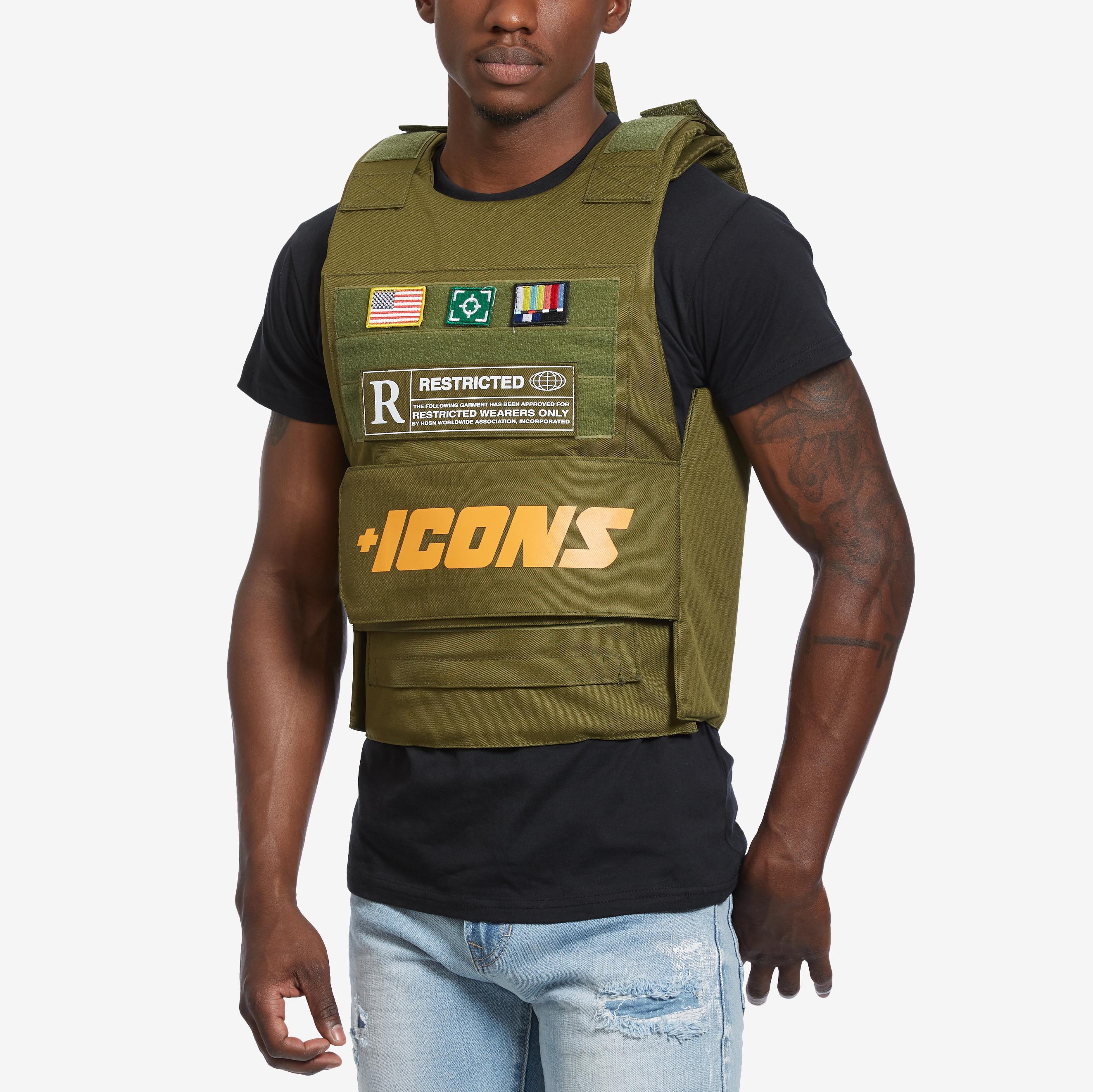 Men's Icons Vest