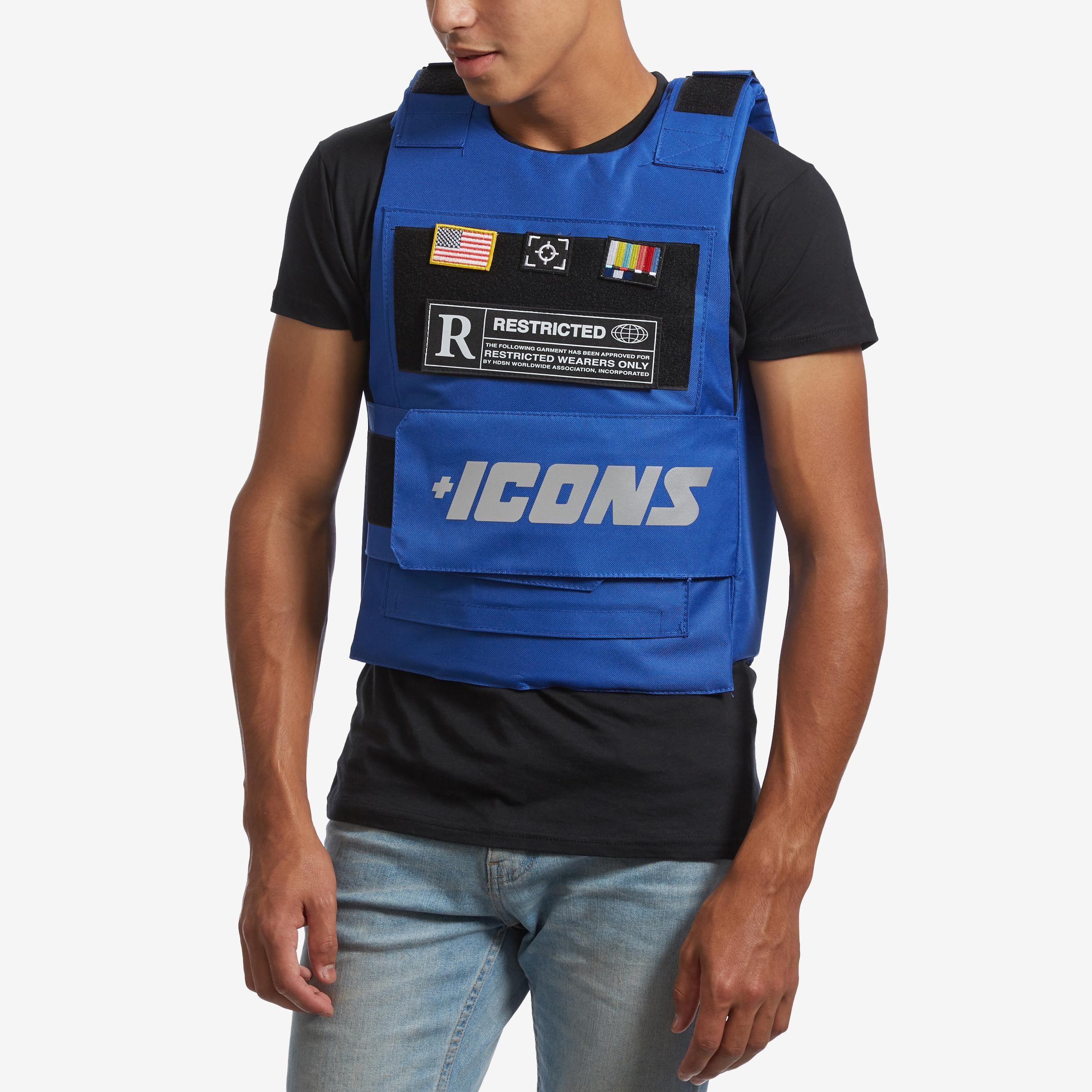 Men's Icons Reflective Vest