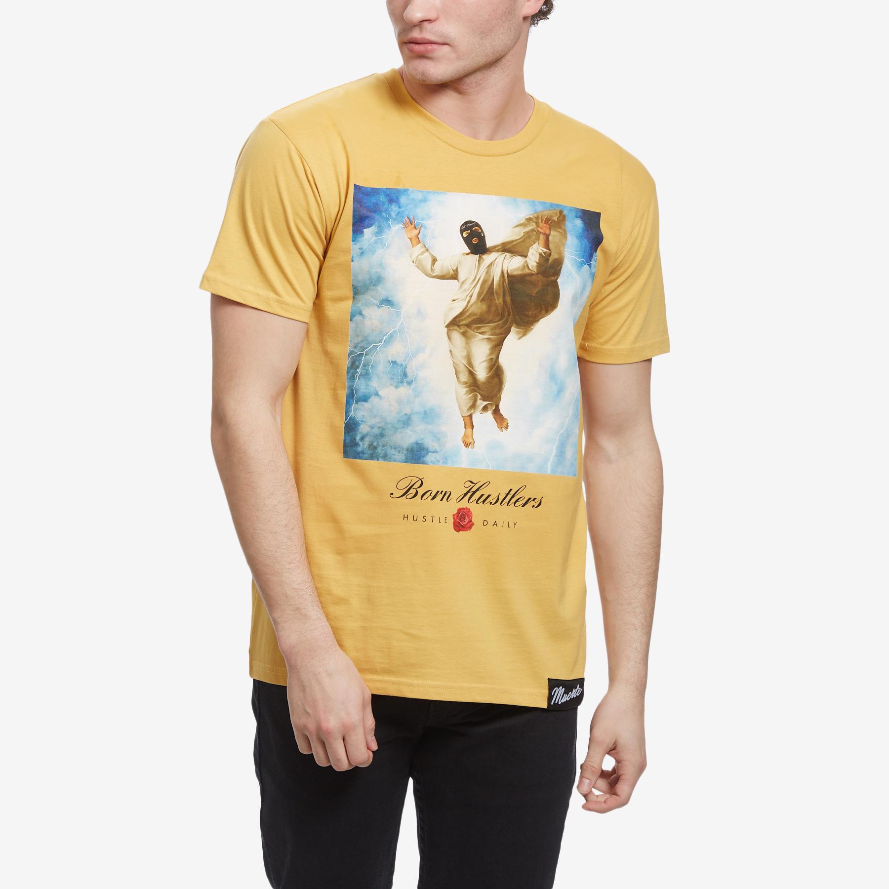 Men's Jc Lightning T- Shirt