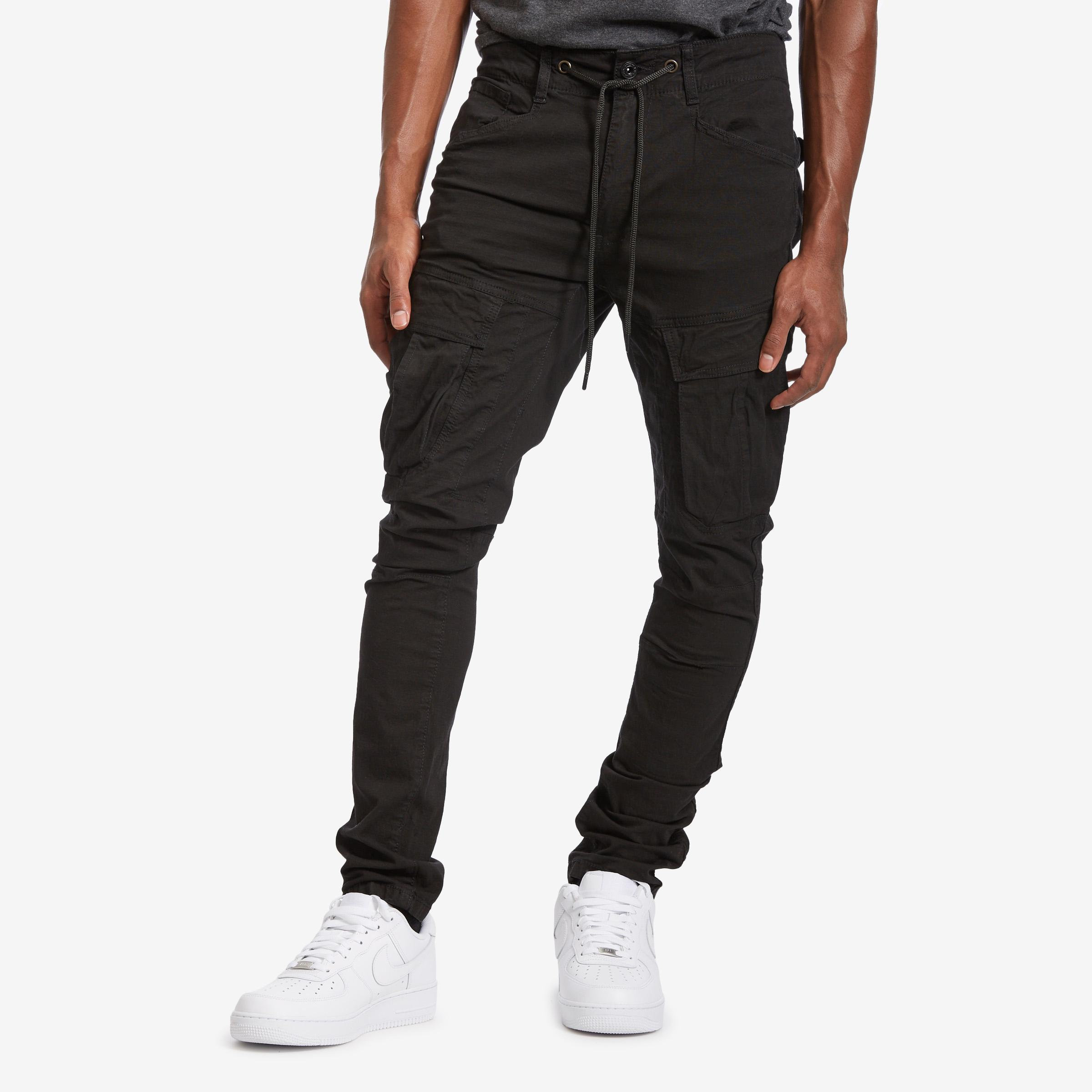 Slim Tapered Cargo Pant