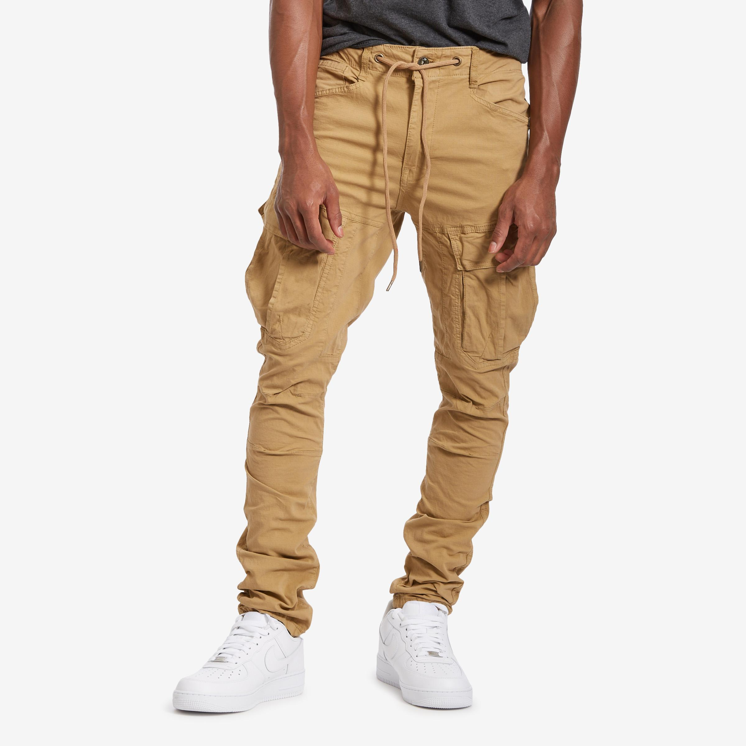 Slim Tapered Cargo Pant