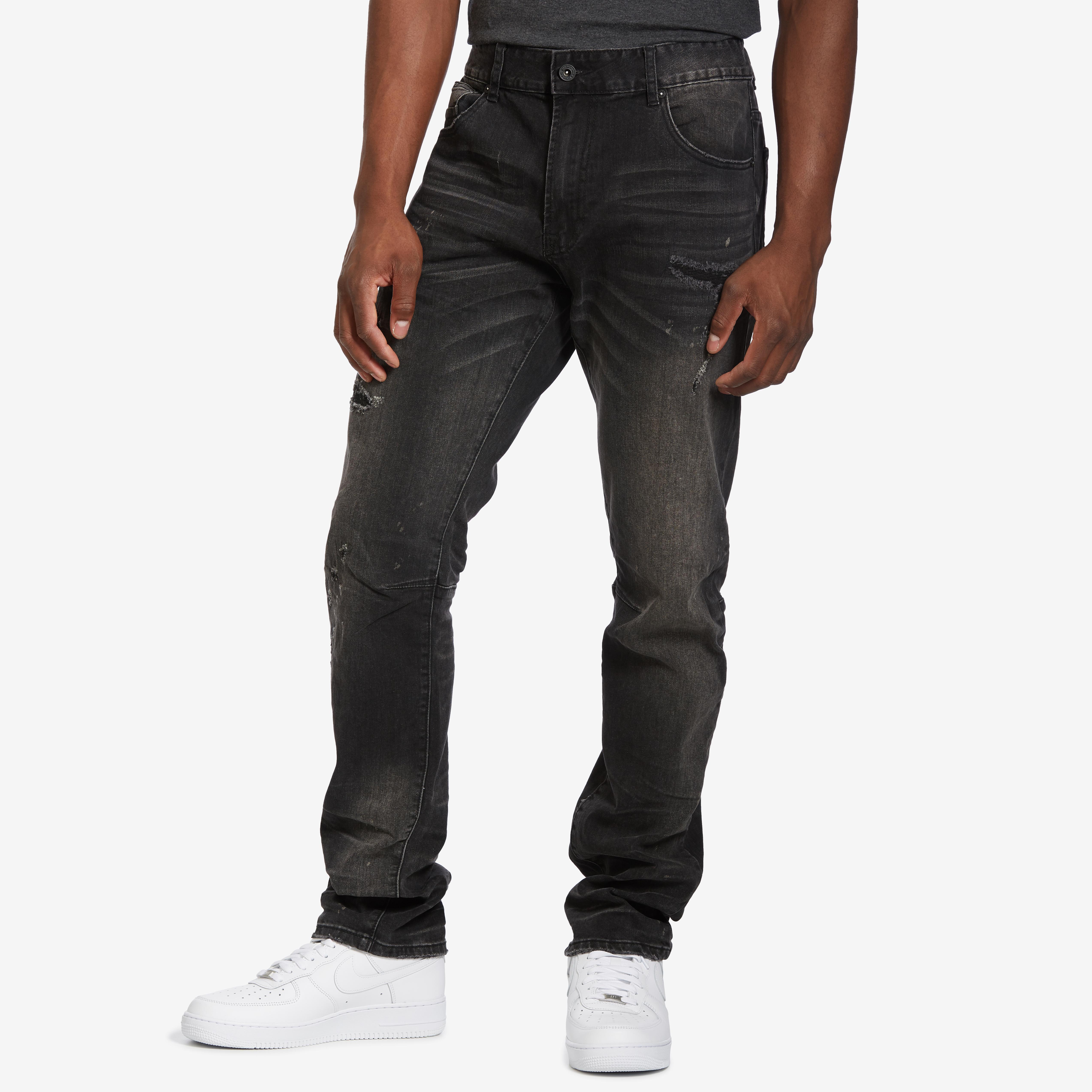 5 Pocket Blast Denim Jeans