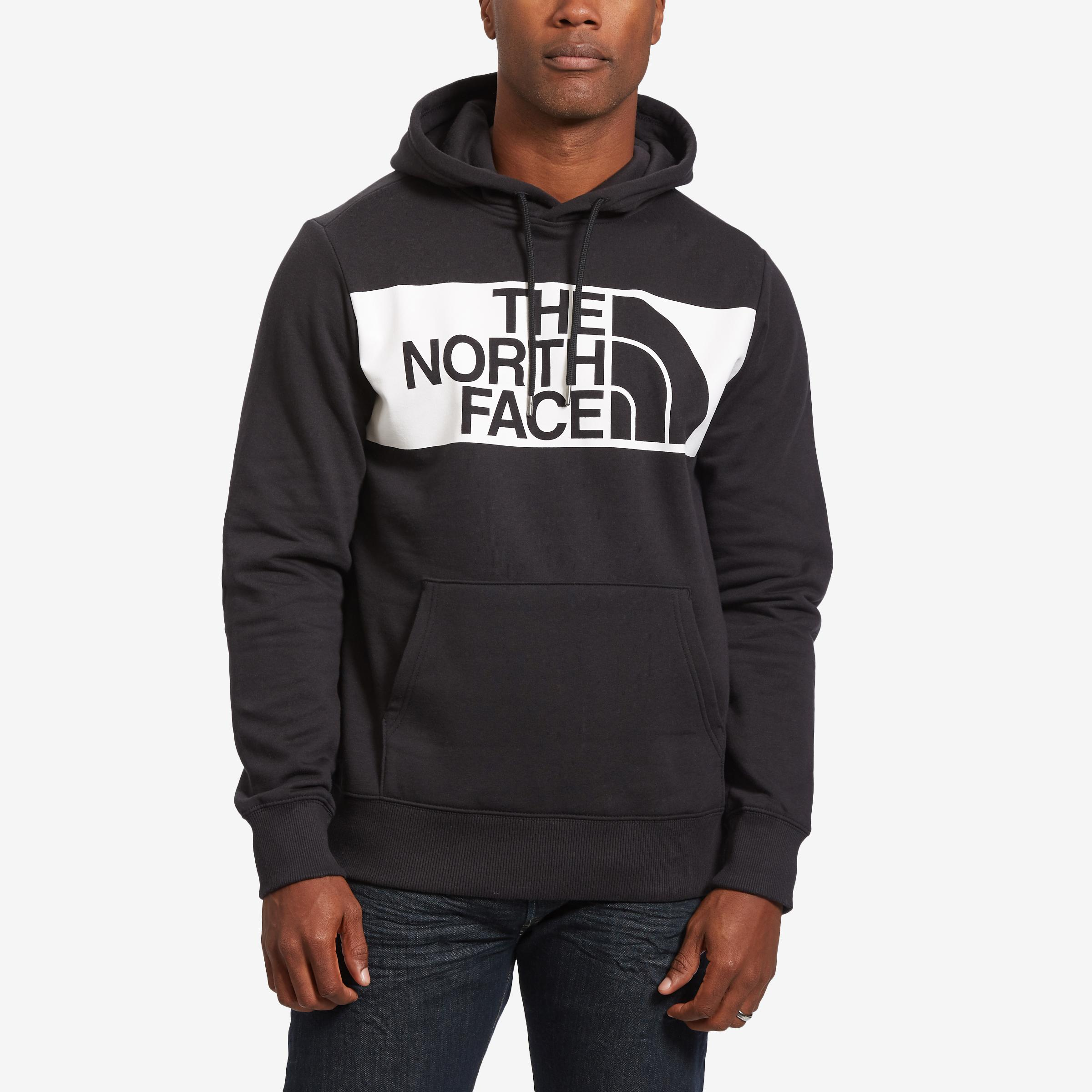 Edge To Edge Pullover Hoodie