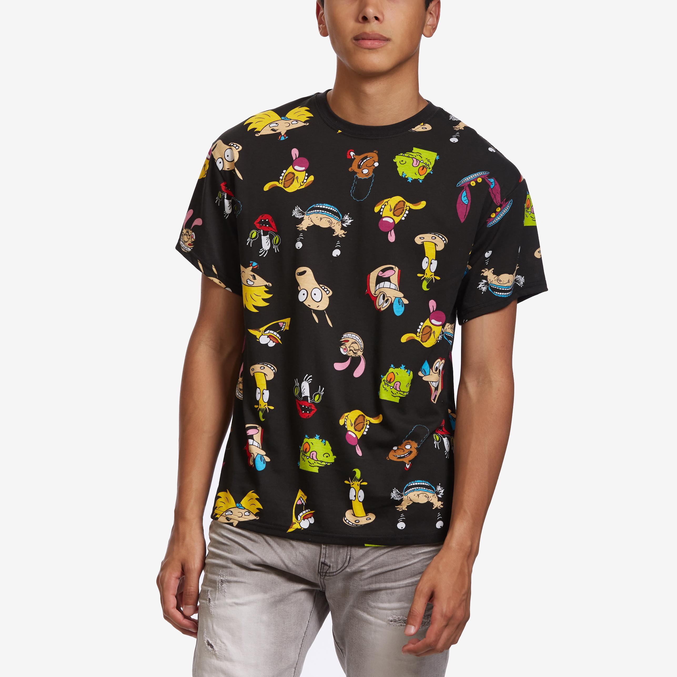 Cartoon T- Shirt