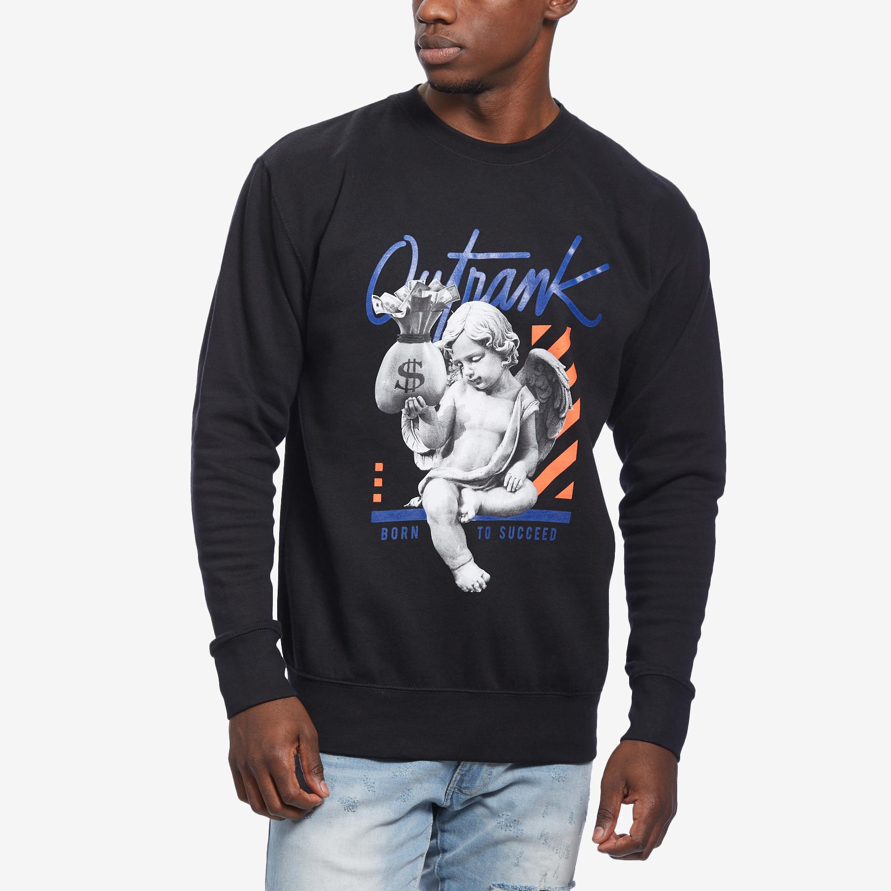Born To Succeed Sweatshirt