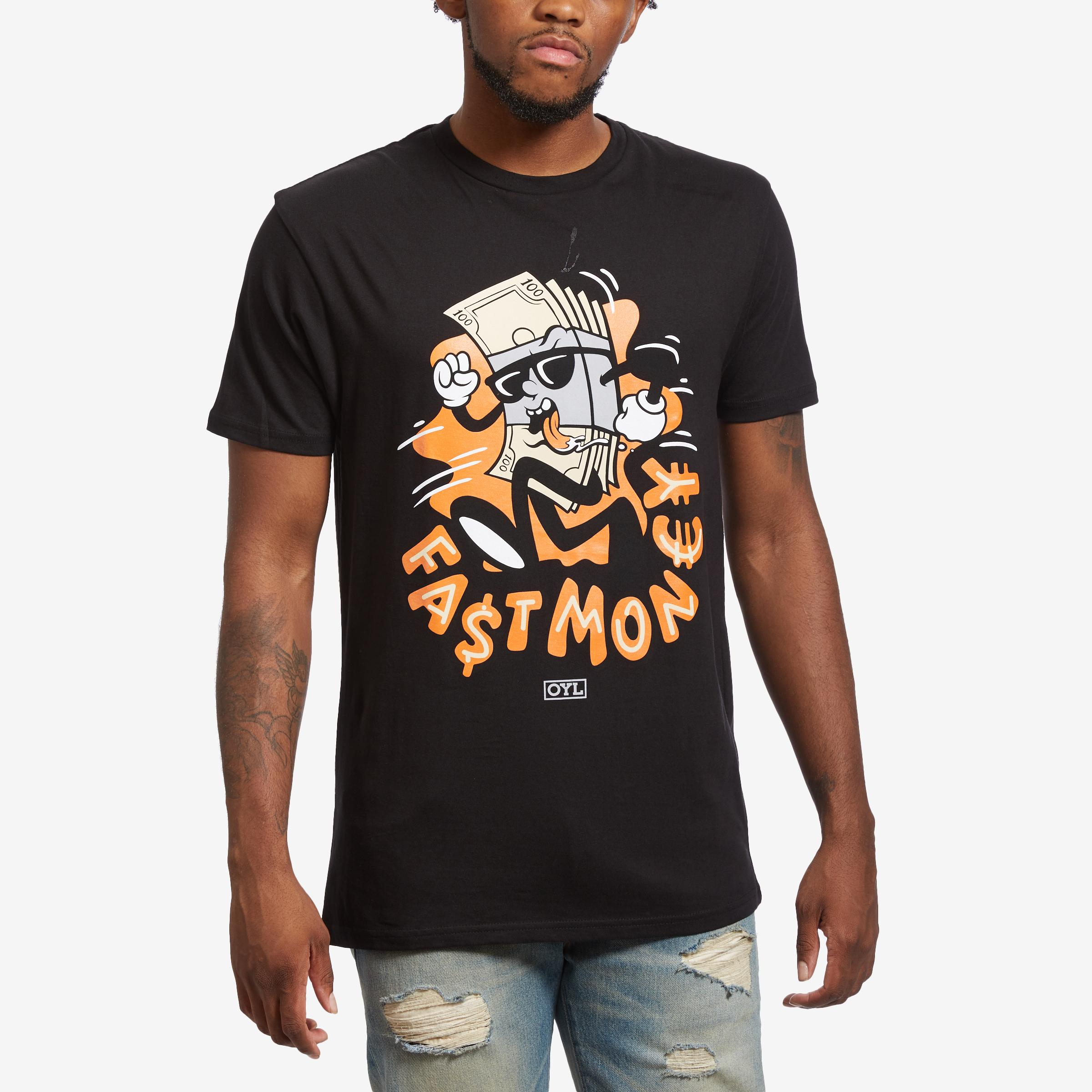 Fast Money T- Shirt