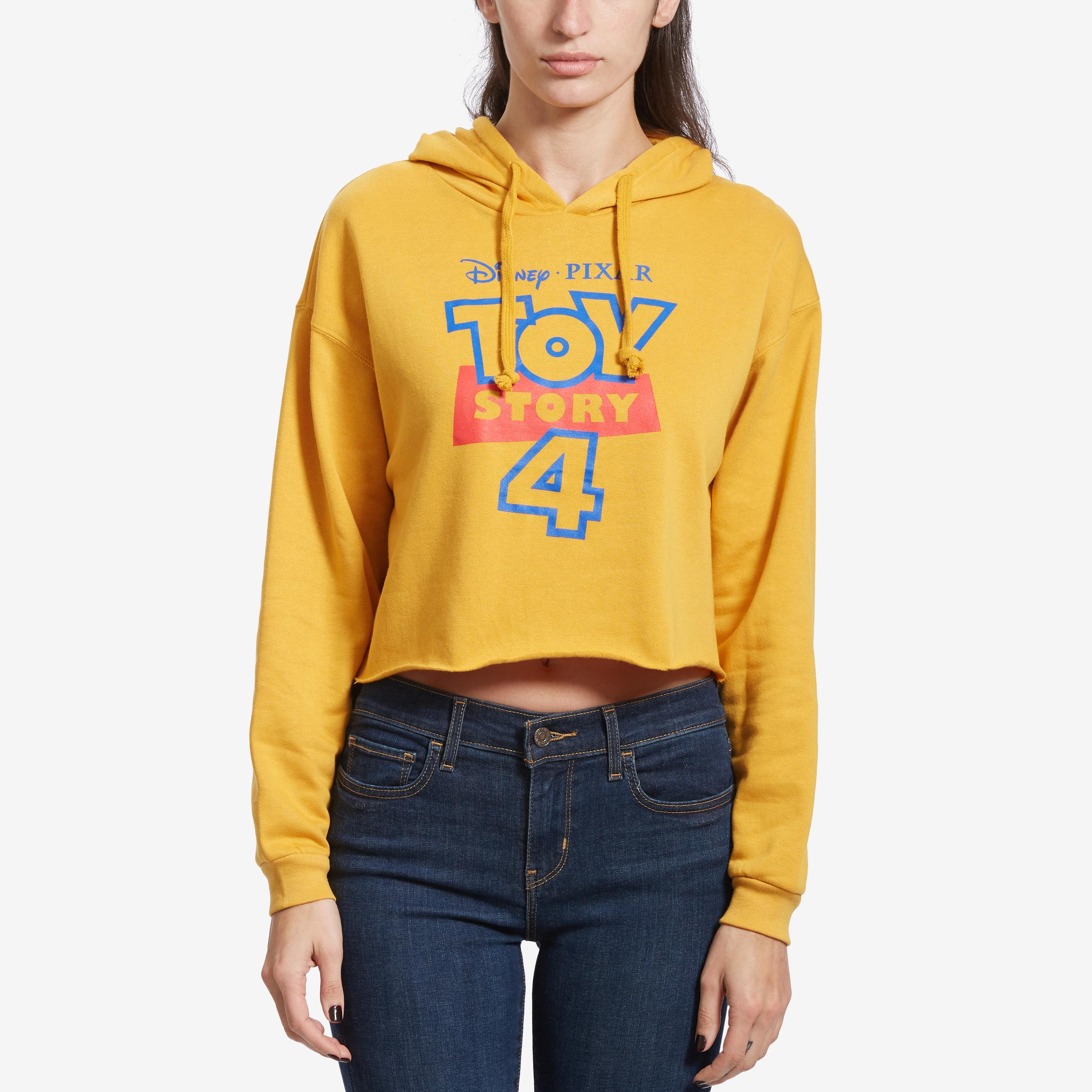 Toy Story Cropped Hoodie