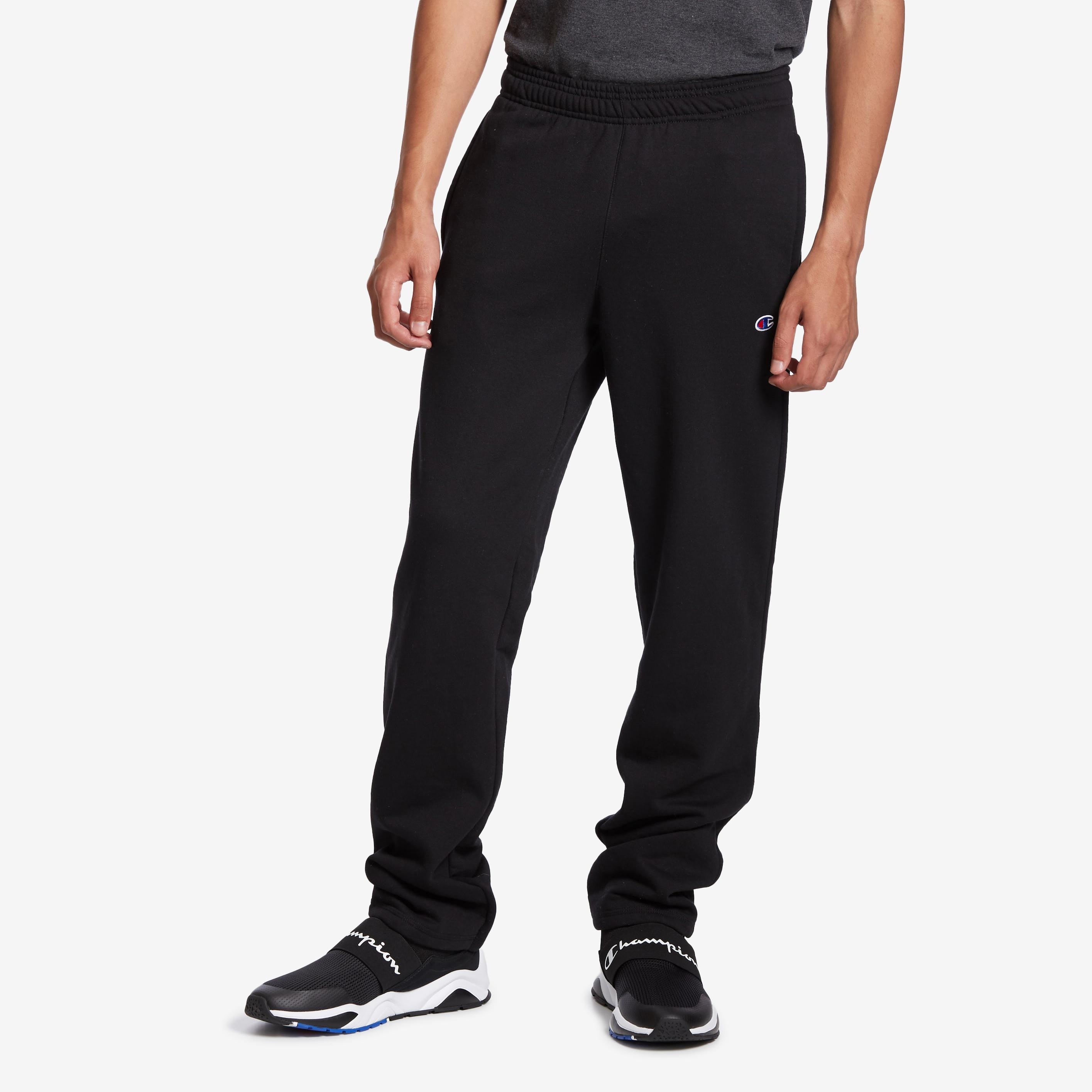 Powerblend Sweats Open Bottom Pants