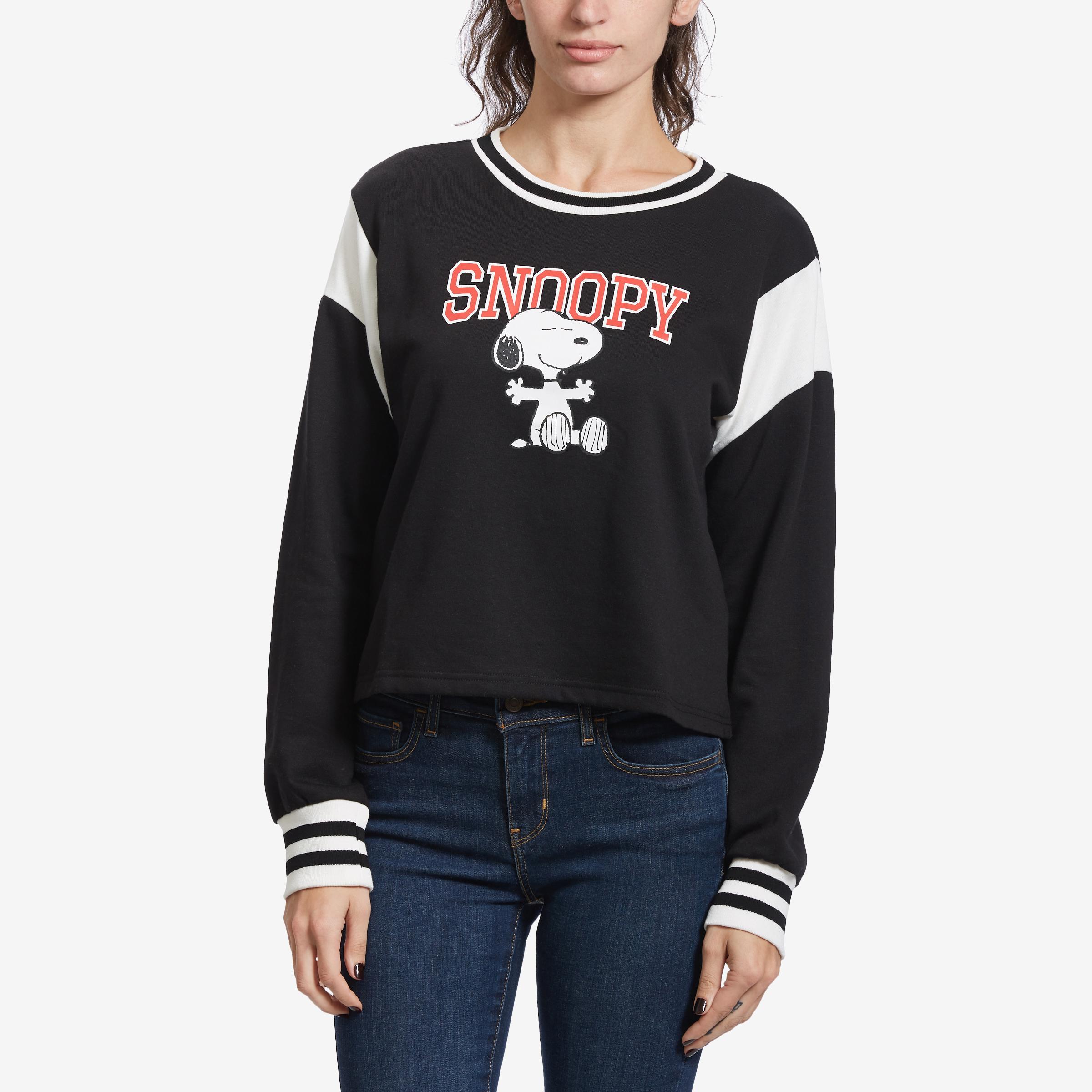 Snoopy Inset Skimmer Crew