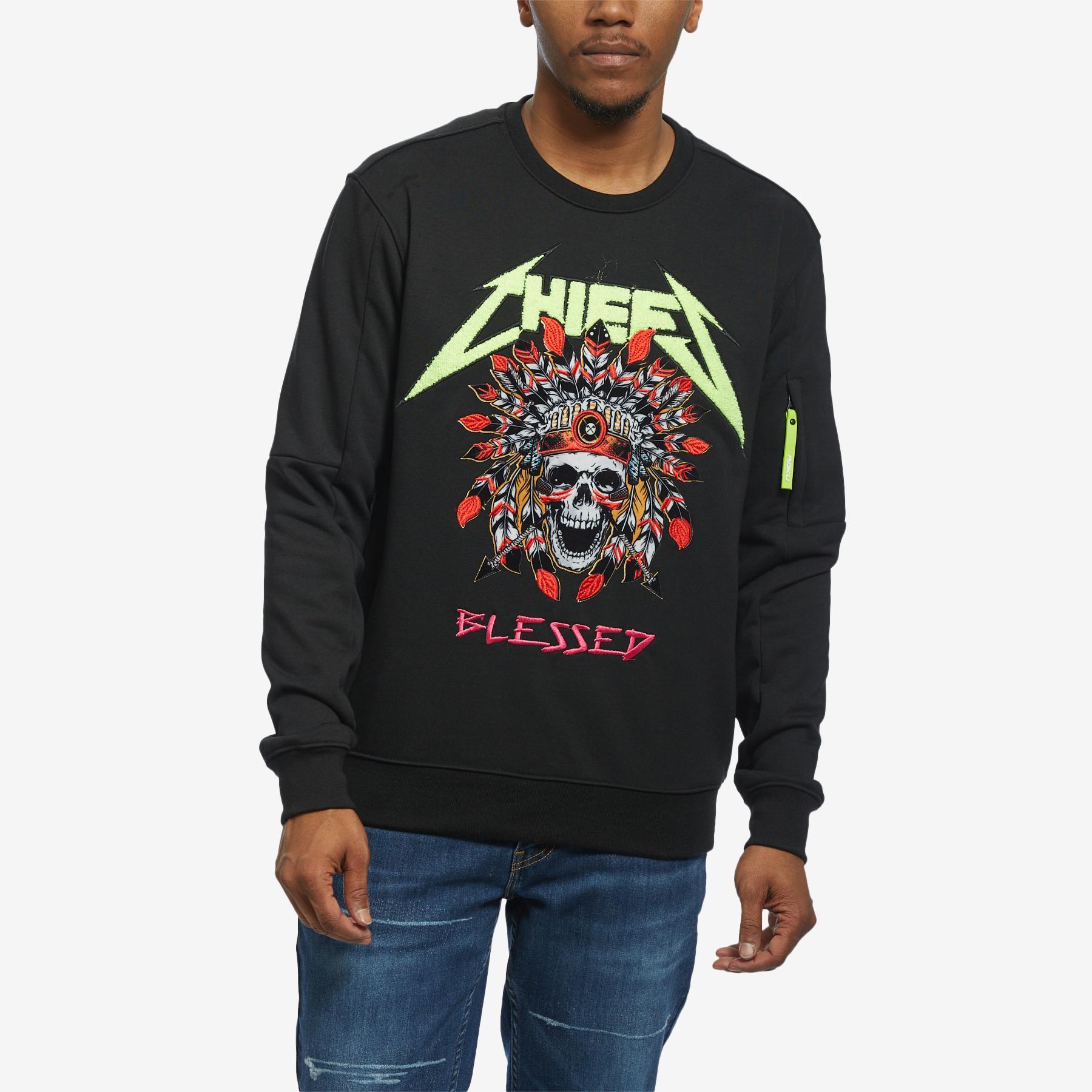 Men's Chiefs Blessed Sweatshirt