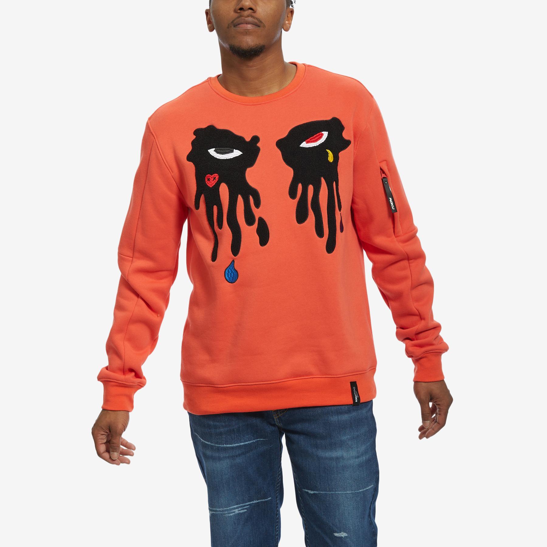 Men's Tear Drip Sweatshirt
