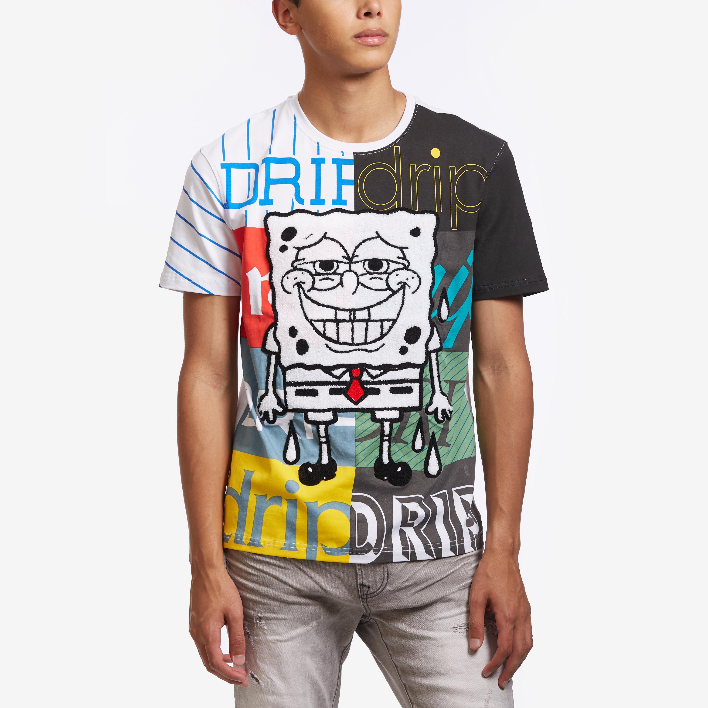 Big Drip Spongebob T- Shirt