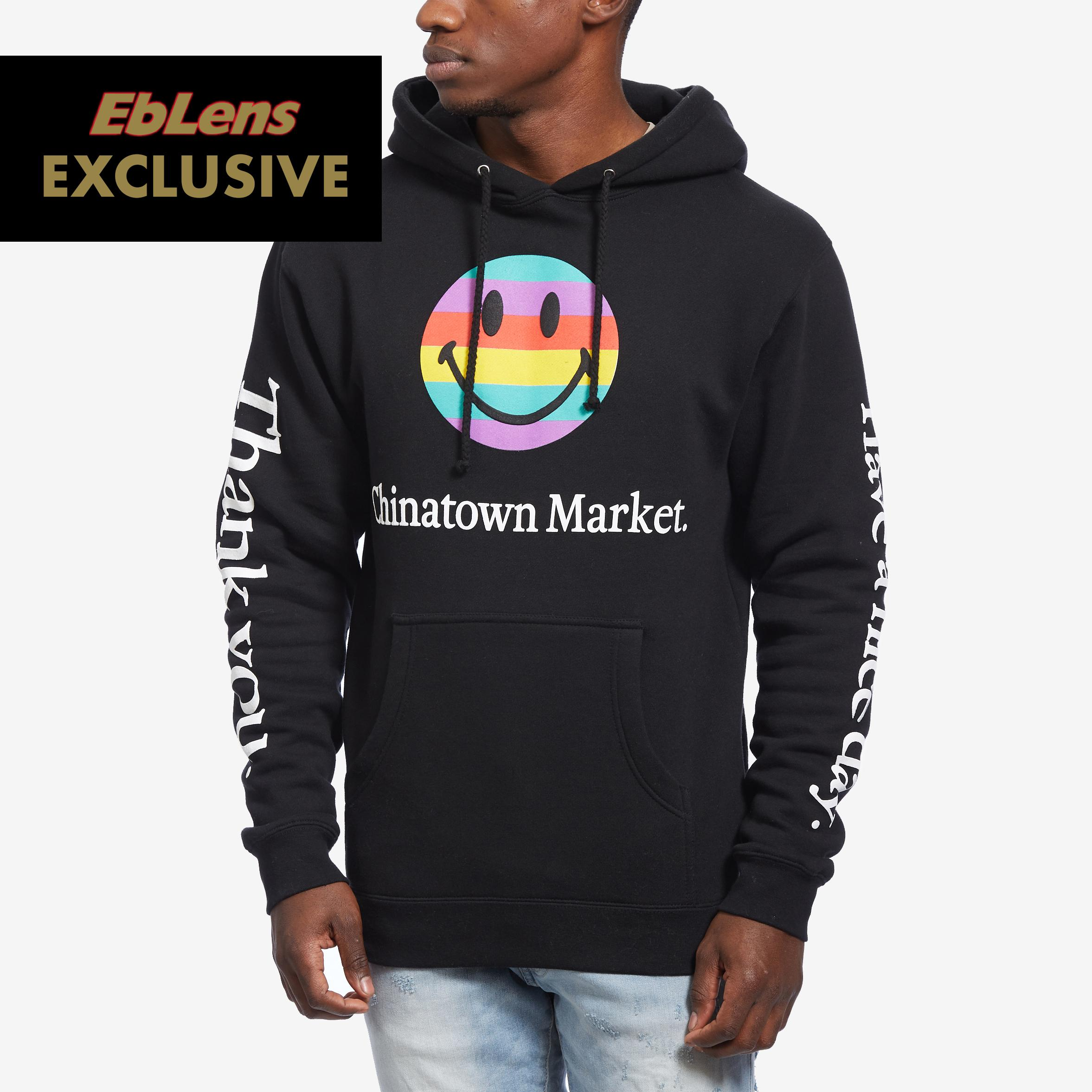 Men's Smiley Tech Hoodie