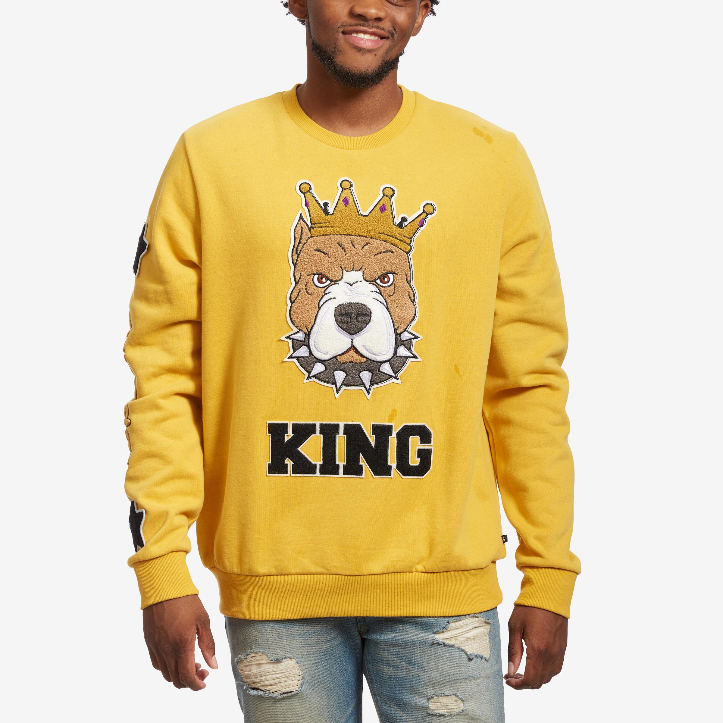 Men's King Crewneck