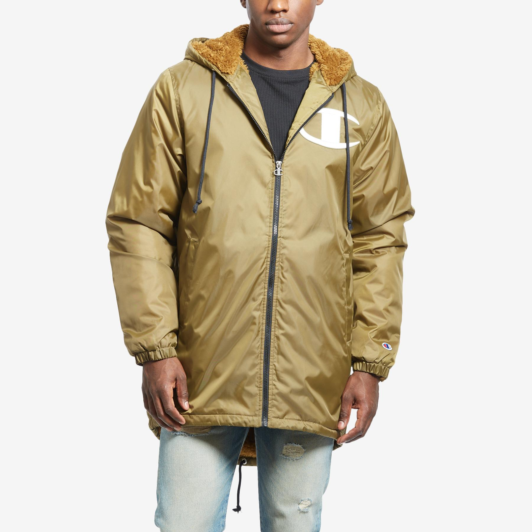 Life Sherpa- Lined Stadium Jacket