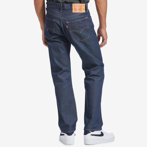 Levis Men's Original 501 Shrink-To-Fit Jeans