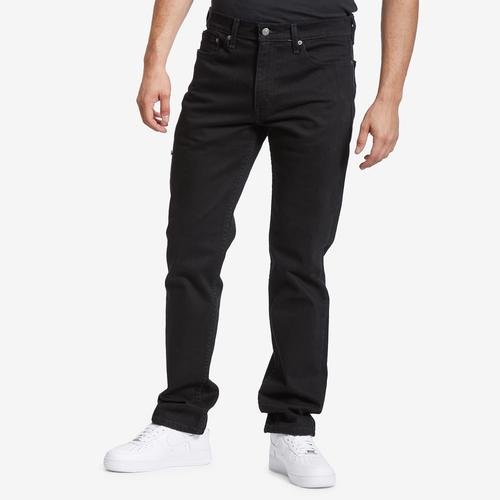 Front View of Levis Men's 511 Slim Fit Advanced Stretch Jeans