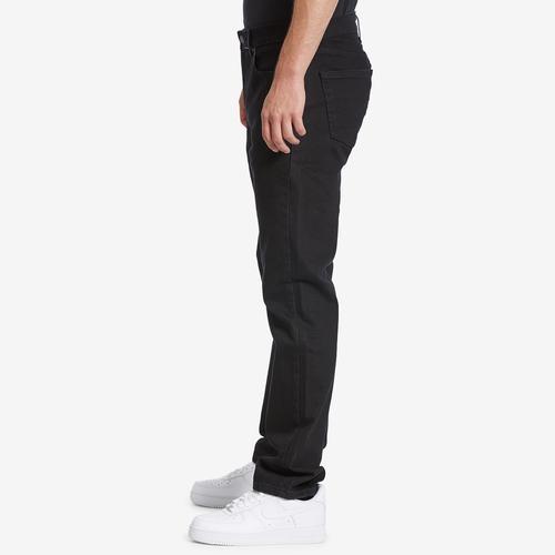 Left Side View of Levis Men's 511 Slim Fit Advanced Stretch Jeans