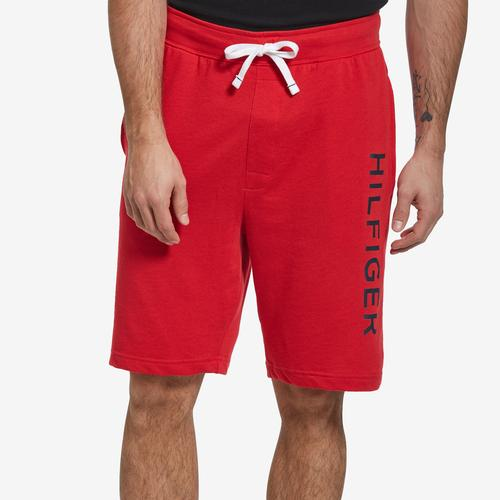 Front View of Tommy Hilfiger Men's Fleece Shorts