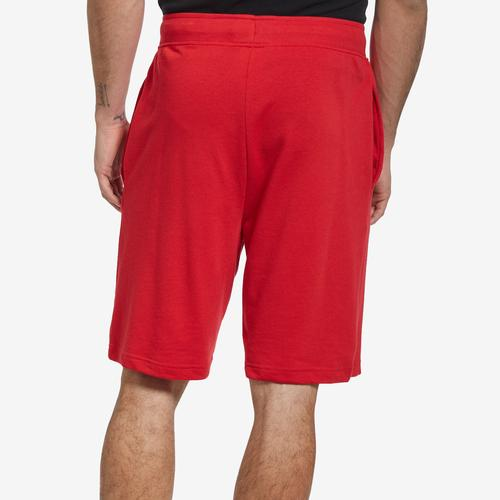 Back View of Tommy Hilfiger Men's Fleece Shorts