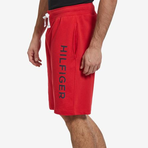 Right Side View of Tommy Hilfiger Men's Fleece Shorts