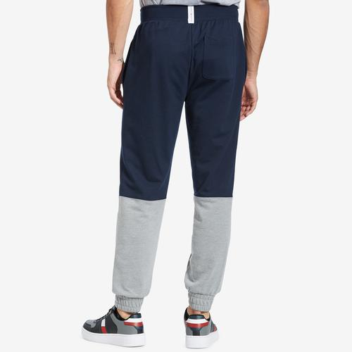 Tommy Hilfiger Men's Color Block Fleece Joggers