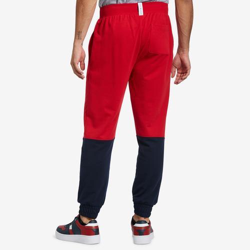 Tommy Hilfiger Men's Color Block Fleece Joggers