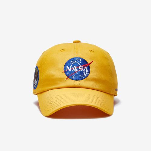 Field Grade NASA 20th Anniversary Apollo 11 Distressed Hat