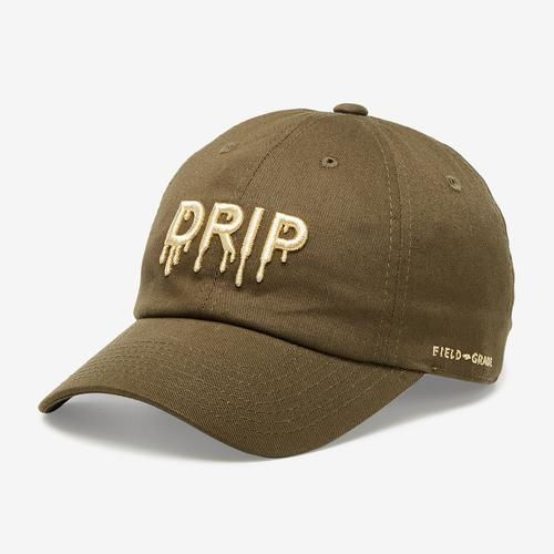 Front Right View of Field Grade Drip Hat