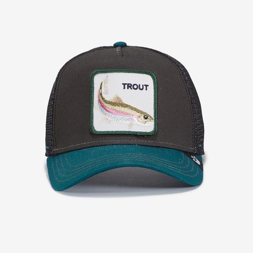 Goorin Bros Men's Trout Animal Farm Trucker Cap