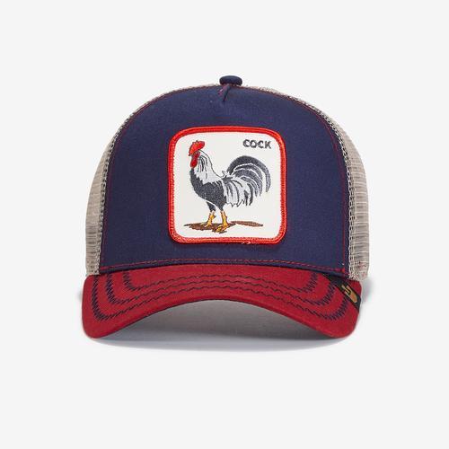Goorin Bros Men's All American Rooster Animal Farm Trucker Cap