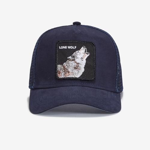 Goorin Bros Men's Wolf Animal Farm Trucker Cap