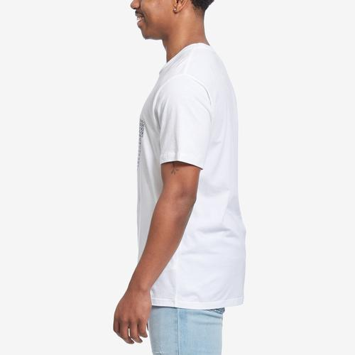 Right Side View of True Religion Men's Logo Tee