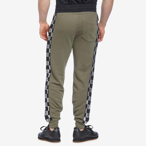 True Religion Men's Logo Panel Jogger