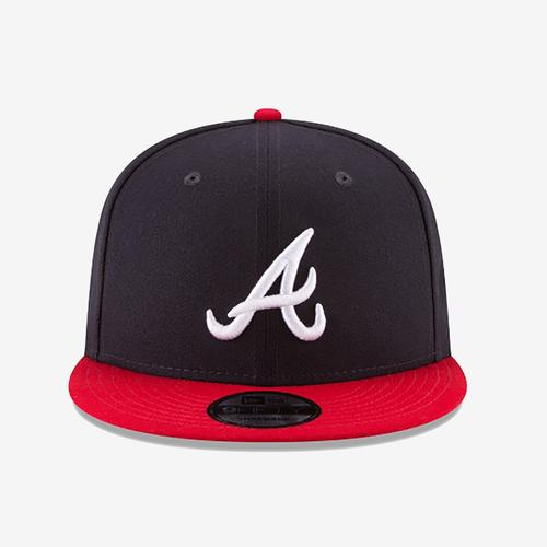 New Era Braves 9Fifty Snapback