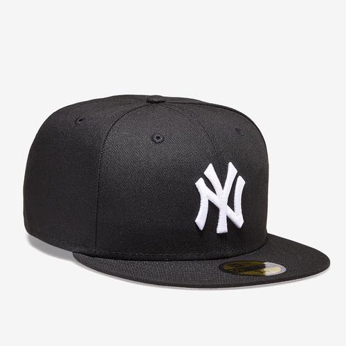 Front Left view of New Era Yankees 59Fifty Fitted