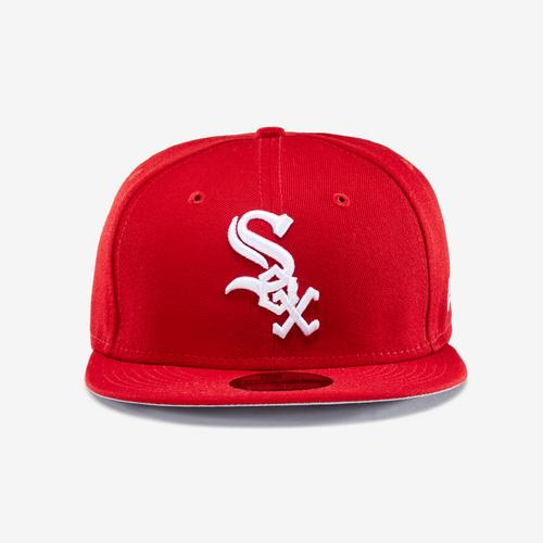 New Era Men's White Sox 59Fifty Fitted