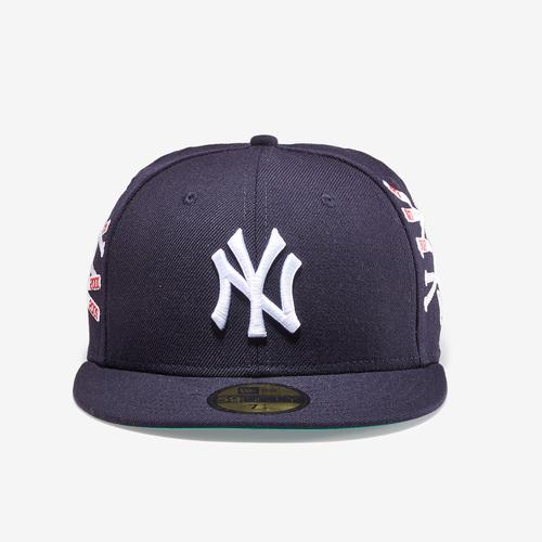 New Era Spike Lee x New York Yankees Championship Weave 59Fifty Fitted