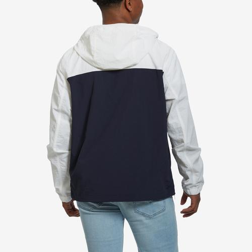 Back View of Tommy Hilfiger Men's Taslan Popover Jacket