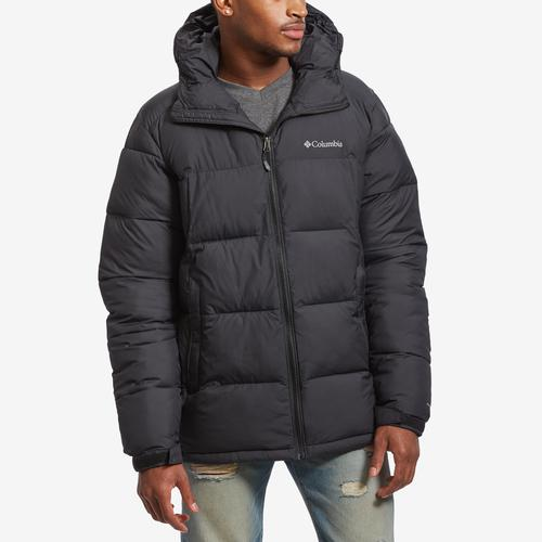 Front View of Columbia Men's Pike Lake Hooded Jacket