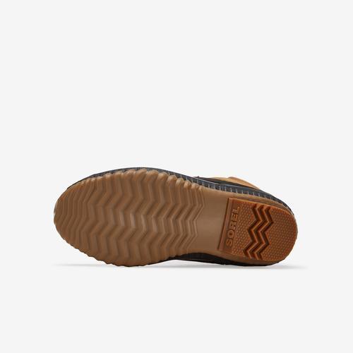 Top View of Sorel Girl's Grade School Cheyanne II Lace Boot Sneakers
