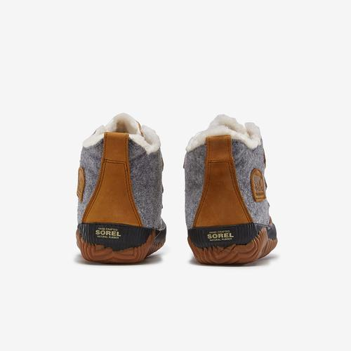 Back View of Sorel Women's Out N About™ Plus Felt Boot Sneakers