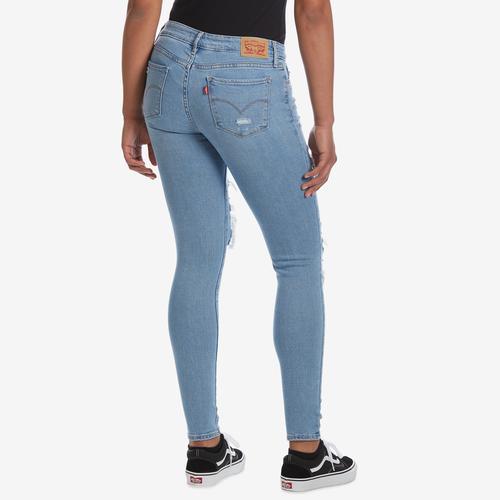 Levis Women's 711 Skinny Jeans
