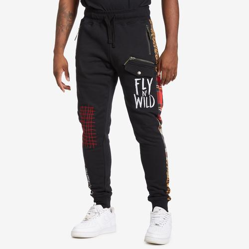 Front View of Born Fly Men's Base Jogger