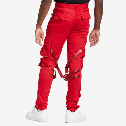 REBEL MINDS Men's Tactical Twill Pant
