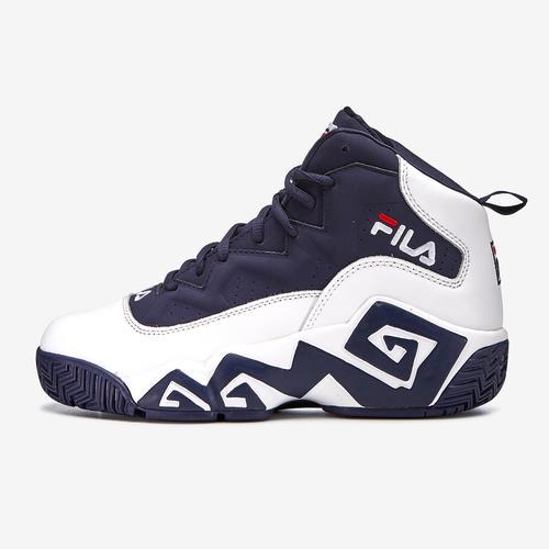 Left Side View of FILA Men's MB Sneakers