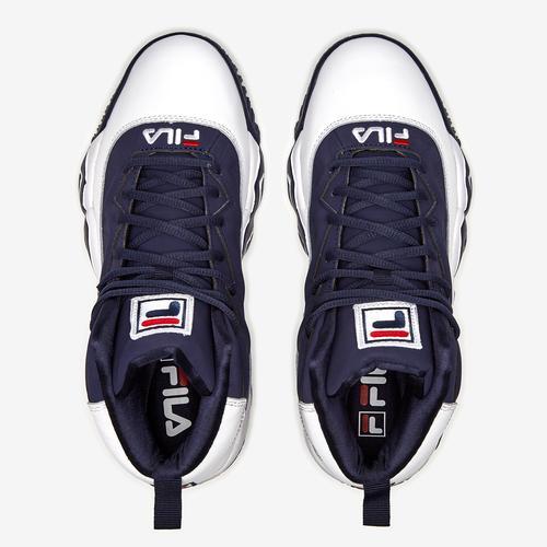 Bottom View of FILA Men's MB Sneakers