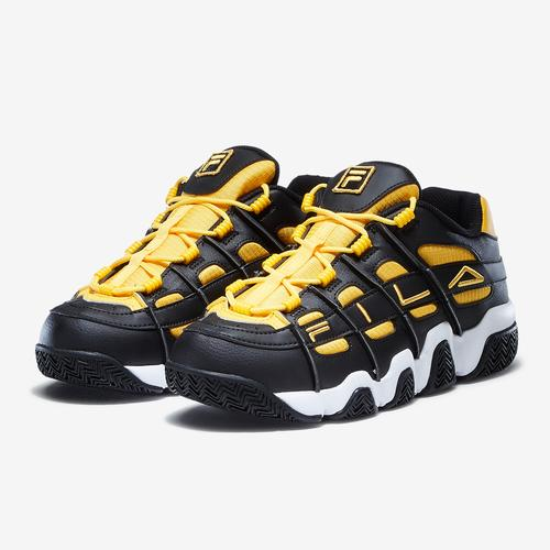Side Angle View of FILA Men's Uproot Sneakers
