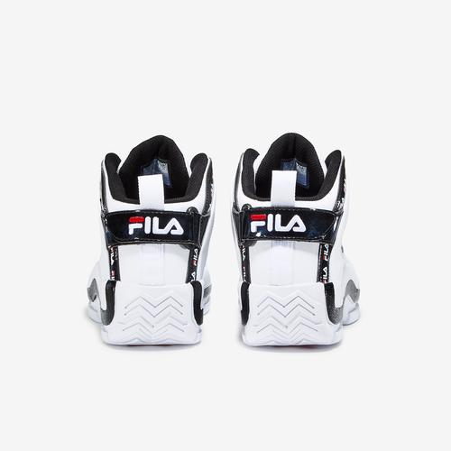 Back View of FILA Men's Grant Hill 2 Repeat Sneakers