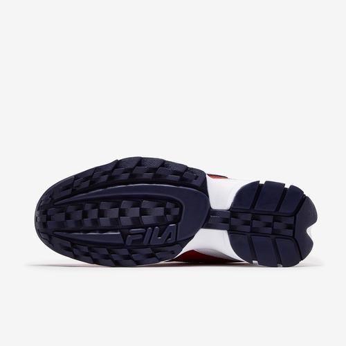 Top View of FILA Men's Disruptor 2 Premium Sneakers